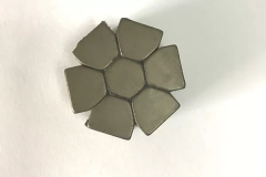 Cylinder Halbach Array Magnet Assembly,